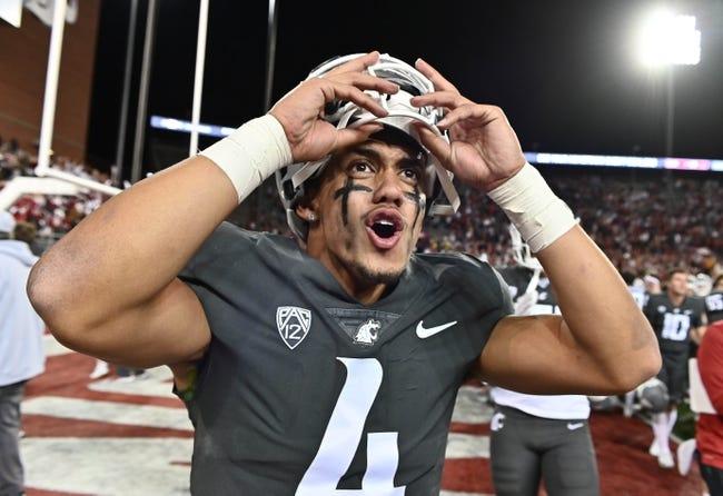 BYU at Washington State: 10/23/21 College Football Picks and Predictions