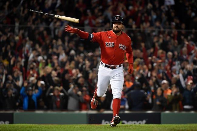 Houston Astros at Boston Red Sox: 10/19/21 MLB Picks and Predictions
