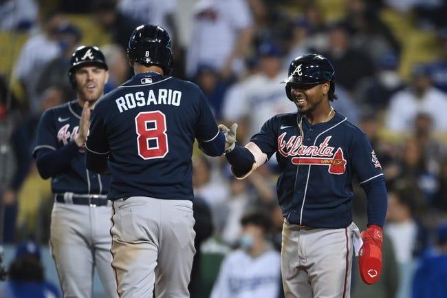 Atlanta Braves at Los Angeles Dodgers - 10/21/21 MLB Picks and Prediction