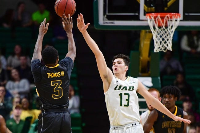 UAB vs Southern Mississippi College Basketball Picks, Odds, Predictions 1/8/21