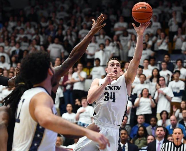 George Washington vs VCU College Basketball Picks, Odds, Predictions 1/13/21