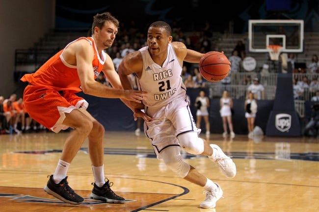 UTEP vs Rice College Basketball Picks, Odds, Predictions 1/8/21