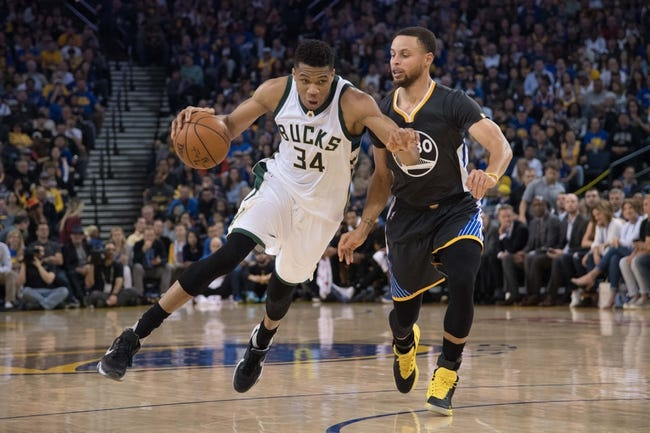 Milwaukee Bucks vs Golden State Warriors NBA Picks, Odds, Predictions 12/25/20