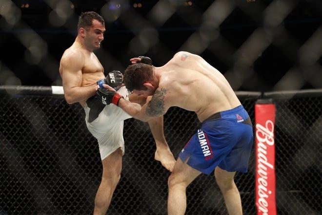 Gegard Mousasi Signs Multi Fight Bellator Deal After 4 Year Ufc Run
