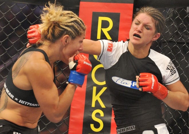 Today in MMA History: Cris Cyborg vs. Gina Carano