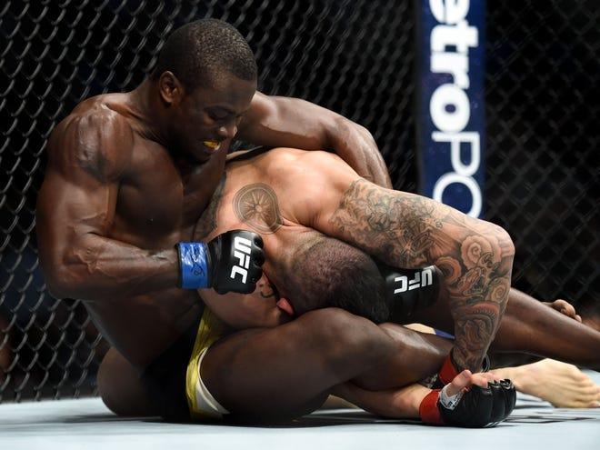 Abdul Alhassan - Hy vọng mới của lục địa đen tại UFC - Ảnh 6.