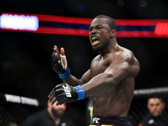 Abdul Alhassan - Hy vọng mới của lục địa đen tại UFC - Ảnh 4.