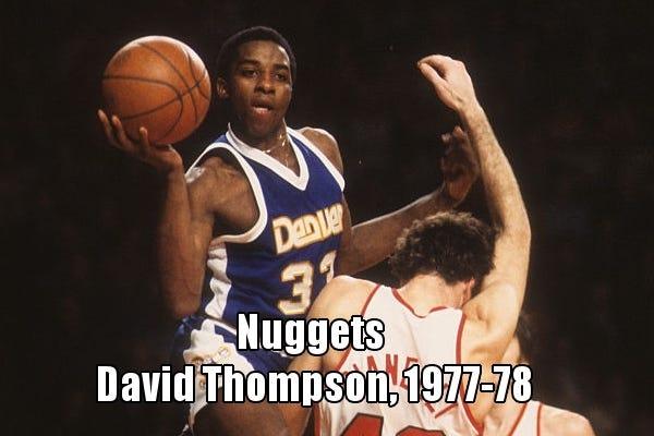 各隊對上一次有成員入選NBA最佳陣容第一隊是什麼時侯?