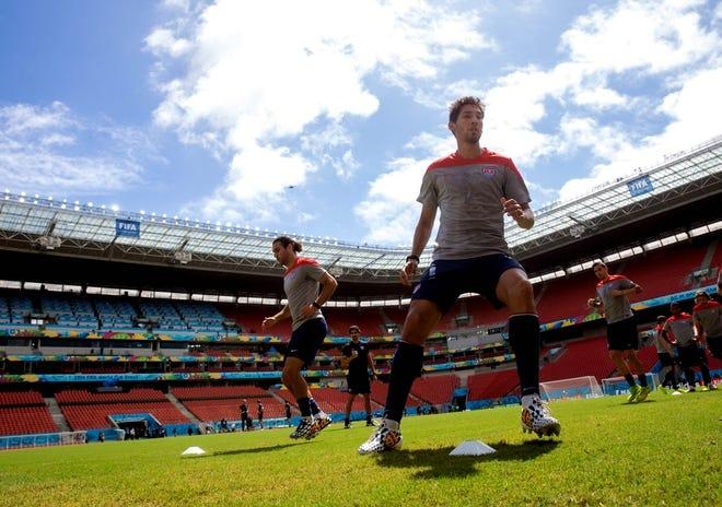 Predictions: Who wins pivotal Germany-U S  match?   USA