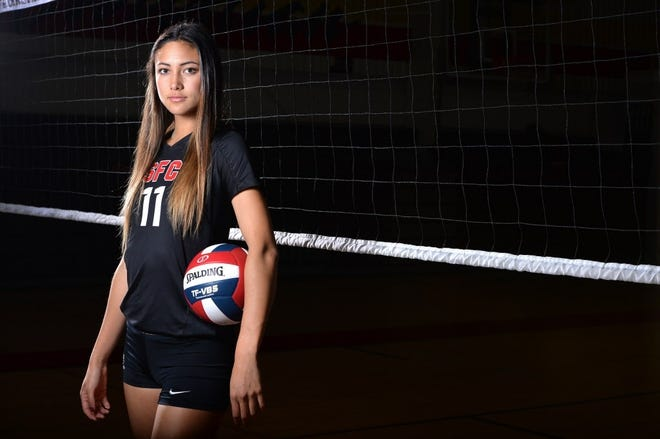 ALL-USA Volleyball Player of the Year: Lexi Sun, Sante Fe ...