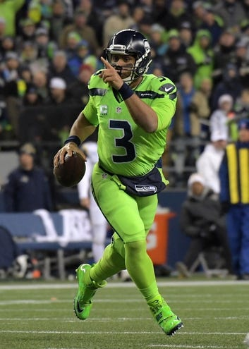 11 Best Photos Of The Seattle Seahawks Color Rush Uniforms