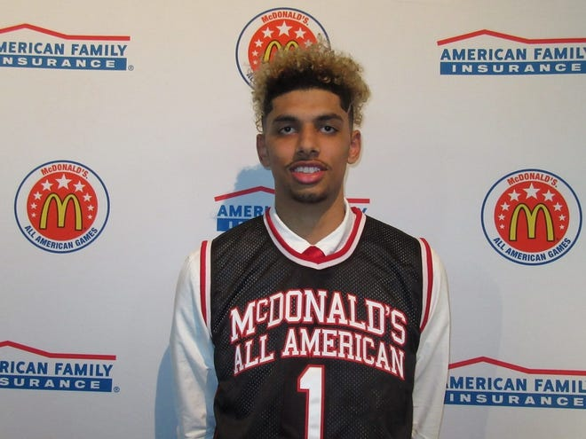 premium selection 3386b 85ebf UCLA signee Jaylen Hands receives McDonald's All American ...