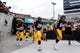 Sep 2, 2017; Iowa City, IA, USA; The Iowa Hawkeyes enter the field before the game against the Wyoming Cowboys at Kinnick Stadium. Mandatory Credit: Jeffrey Becker-USA TODAY Sports