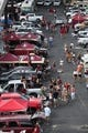 Sep 2, 2017; Atlanta, GA, USA;  Florida State Seminoles fans tailgate prior to the game against the Alabama Crimson Tide in the 2017 Kickoff Game at Mercedes-Benz Stadium. Mandatory Credit: Jason Getz-USA TODAY Sports