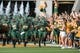Sep 2, 2017; Waco, TX, USA; The Baylor Bears take the field to face the Liberty Flames at McLane Stadium. The Flames defeat the Bears 48-45. Mandatory Credit: Jerome Miron-USA TODAY Sports