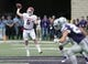 Oct 21, 2017; Manhattan, KS, USA; Oklahoma Sooners quarterback Baker Mayfield (6) passes the ball during first quarter action against the Kansas State Wildcats at Bill Snyder Family Stadium. Mandatory Credit: Scott Sewell-USA TODAY Sports