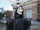 Oct 28, 2017; College Station, TX, USA; Halloween decorations in the tailgate area before the game against the Texas A&M Aggies and Mississippi State Bulldogs at Kyle Field. Mandatory Credit: John Glaser-USA TODAY Sports