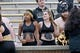 Nov 4, 2017; Columbia, MO, USA; Missouri Tigers students and fans prepare to cheer on the team before the game against the Florida Gators at Faurot Field. Mandatory Credit: Denny Medley-USA TODAY Sports