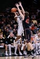 Feb 2, 2018; Boulder, CO, USA; Utah Utes forward Jakub Jokl (43) defends against Colorado Buffaloes guard George King (24) in the second half at Coors Events Center. Mandatory Credit: Isaiah J. Downing-USA TODAY Sports