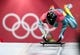 Feb 15, 2018; Pyeongchang, South Korea; John Farrow (AUS) competes in the skeleton event during the Pyeongchang 2018 Olympic Winter Games at Olympic Sliding Centre. Mandatory Credit: Kevin Jairaj-USA TODAY Sports