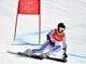 Feb 17, 2018; Pyeongchang, South Korea; Ted Ligety (USA) competes in the men's giant slalom during the Pyeongchang 2018 Olympic Winter Games at Yongpyong Alpine Centre. Mandatory Credit: Michael Madrid-USA TODAY Sports