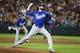 Jun 30, 2018; Seattle, WA, USA; Kansas City Royals starting pitcher Jason Hammel (39) throws against the Seattle Mariners during the second inning at Safeco Field. Mandatory Credit: Joe Nicholson-USA TODAY Sports