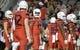 Sep 1, 2018; Tucson, AZ, USA; Arizona Wildcats quarterback Khalil Tate (14) warms up before playing the Brigham Young Cougars at Arizona Stadium. Mandatory Credit: Casey Sapio-USA TODAY Sports