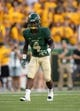 Sep 1, 2018; Waco, TX, USA; Baylor Bears cornerback Grayland Arnold (4) in action during the game against the Abilene Christian Wildcats at McLane Stadium. Mandatory Credit: Jerome Miron-USA TODAY Sports