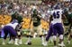 Sep 1, 2018; Waco, TX, USA; Baylor Bears offensive lineman Sam Tecklenburg (52) in action during the game against the Abilene Christian Wildcats at McLane Stadium. Mandatory Credit: Jerome Miron-USA TODAY Sports
