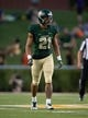 Sep 1, 2018; Waco, TX, USA; Baylor Bears safety Blake Lynch (21) in action during the game against the Abilene Christian Wildcats at McLane Stadium. Mandatory Credit: Jerome Miron-USA TODAY Sports