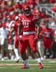 Sep 8, 2018; Houston, TX, USA; Houston Cougars defensive tackle Ed Oliver (10) reacts after a play during the game against the Arizona Wildcats at TDECU Stadium. Mandatory Credit: Troy Taormina-USA TODAY Sports