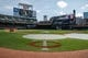 Sep 9, 2018; Minneapolis, MN, USA; A general view of the ballpark prior to the game between the Kansas City Royals and Minnesota Twins at Target Field. Mandatory Credit: Jordan Johnson-USA TODAY Sports