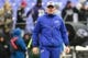 Sep 9, 2018; Baltimore, MD, USA; Buffalo Bills head coach Sean McDermott stands on the field before the game against the Baltimore Ravens at M&T Bank Stadium. Mandatory Credit: Tommy Gilligan-USA TODAY Sports