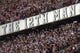 Sep 8, 2018; College Station, TX, USA; A view of the 12th Man logo and Texas A&M Aggies fans and students during the game against the Clemson Tigers at Kyle Field. Mandatory Credit: Jerome Miron-USA TODAY Sports