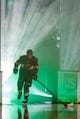 Oct 6, 2018; Saint Paul, MN, USA; Minnesota Wild forward Charlie Coyle (3) is introduced before the game against Las Vegas Golden Knights at Xcel Energy Center. Mandatory Credit: Brad Rempel-USA TODAY Sports