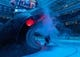 Oct 20, 2018; San Jose, CA, USA; San Jose Sharks goaltender Martin Jones (31) skates onto the ice before the start of the game against the New York Islanders at SAP Center at San Jose. Mandatory Credit: Neville E. Guard-USA TODAY Sports