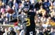 Oct 27, 2018; Columbia, MO, USA; Missouri Tigers quarterback Drew Lock (3) throws a pass during the first half against the Kentucky Wildcats at Memorial Stadium/Faurot Field. Mandatory Credit: Denny Medley-USA TODAY Sports