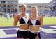 Nov 3, 2018; Fort Worth, TX, USA; TCU Horned Frogs twirlers before the game against the Kansas State Wildcats at Amon G. Carter Stadium. Mandatory Credit: Kevin Jairaj-USA TODAY Sports