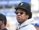 Nov 11, 2018; Los Angeles, CA, USA; Recording artist Jay-Z watches pre-game from the sidelines before a game between the Los Angeles Rams and the Seattle Seahawks at the Memorial Coliseum. Mandatory Credit: Jayne Kamin-Oncea-USA TODAY Sports
