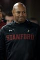 Nov 10, 2018; Stanford, CA, USA; Stanford Cardinal head coach David Shaw before the game against the Oregon State Beavers at Stanford Stadium. Mandatory Credit: Stan Szeto-USA TODAY Sports