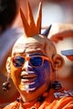 Sep 16, 2018; Denver, CO, USA; Denver Broncos fans in the second quarter against the Oakland Raiders at Broncos Stadium at Mile High. Mandatory Credit: Isaiah J. Downing-USA TODAY Sports
