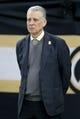 Dec 23, 2018; New Orleans, LA, USA; Pittsburgh Steelers owner Art Rooney II before their game against the New Orleans Saints at the Mercedes-Benz Superdome. Mandatory Credit: Chuck Cook-USA TODAY Sports