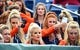 Dec 28, 2018; Nashville, TN, USA; Members of the Auburn Tigers band prepare themselves before the bowl game against the Purdue Boilermakers in the 2018 Music City Bowl at Nissan Stadium. Mandatory Credit: Christopher Hanewinckel-USA TODAY Sports