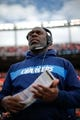 Dec 30, 2018; Denver, CO, USA; Los Angeles Chargers head coach Anthony Lynn before the game against the Denver Broncos at Broncos Stadium at Mile High. Mandatory Credit: Isaiah J. Downing-USA TODAY Sports