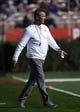 Jan 1, 2019; Pasadena, CA, USA; Ohio State Buckeyes head coach Urban Meyer on the field before the 2019 Rose Bowl against the Washington Huskies at Rose Bowl Stadium. Mandatory Credit: Kelvin Kuo-USA TODAY Sports