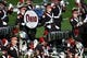 Jan 1, 2019; Pasadena, CA, USA; The Ohio State Buckeyes marching band performs before the 2019 Rose Bowl between the Ohio State Buckeyes and the Washington Huskies at Rose Bowl Stadium.Mandatory Credit: Robert Hanashiro-USA TODAY Sports