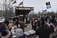 Jan 6, 2019; Chicago, IL, USA; A general view as fans tailgate before a NFC Wild Card playoff football game between the Chicago Bears and the Philadelphia Eagles at Soldier Field. Mandatory Credit: Quinn Harris-USA TODAY Sports