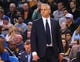 Mar 10, 2019; Oakland, CA, USA; Phoenix Suns head coach Igor Kokoskov on the sideline during the second quarter against the Golden State Warriors at Oracle Arena. Mandatory Credit: Kelley L Cox-USA TODAY Sports