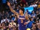Mar 10, 2019; Oakland, CA, USA; Phoenix Suns forward Kelly Oubre Jr. (3) gestures after a play against the Golden State Warriors during the fourth quarter at Oracle Arena. Mandatory Credit: Kelley L Cox-USA TODAY Sports