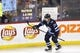 Mar 23, 2019; Winnipeg, Manitoba, CAN;  Winnipeg Jets right wing Patrik Laine (29) skates past fans before a game against the Nashville Predators at Bell MTS Place. Mandatory Credit: James Carey Lauder-USA TODAY Sports